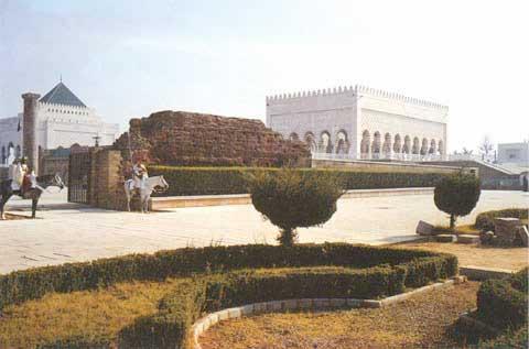Rabat - wycieczka do Maroko 2000