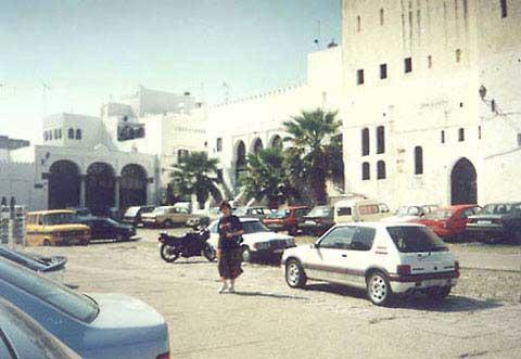 Tanger - wycieczka do Maroka