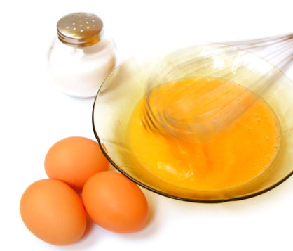 Jemy jajka